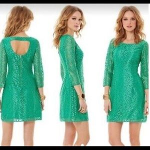 Lilly Pulitzer Lace Camellia Mini Dress